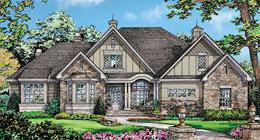Royal: Carinthia Home Plan #1180