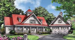 Royal: Gloucester Home Plan #1188