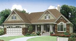 Royal: Carrollton Home Plan #1229