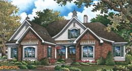 Royal: Sutton Home Plan #1261
