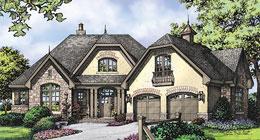 Royal: Champlain Home Plan #1284