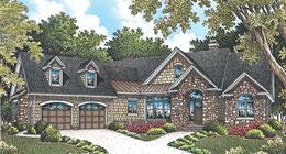 Royal: Bluestone Home Plan #1302