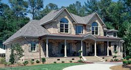 Royal: Hickory Ridge Home Plan #916