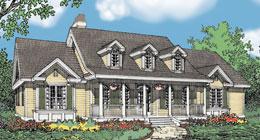 Royal: Hepplewhite Home Plan #951