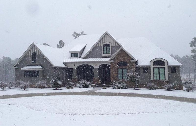 Winter Weather: The Birchwood #1239