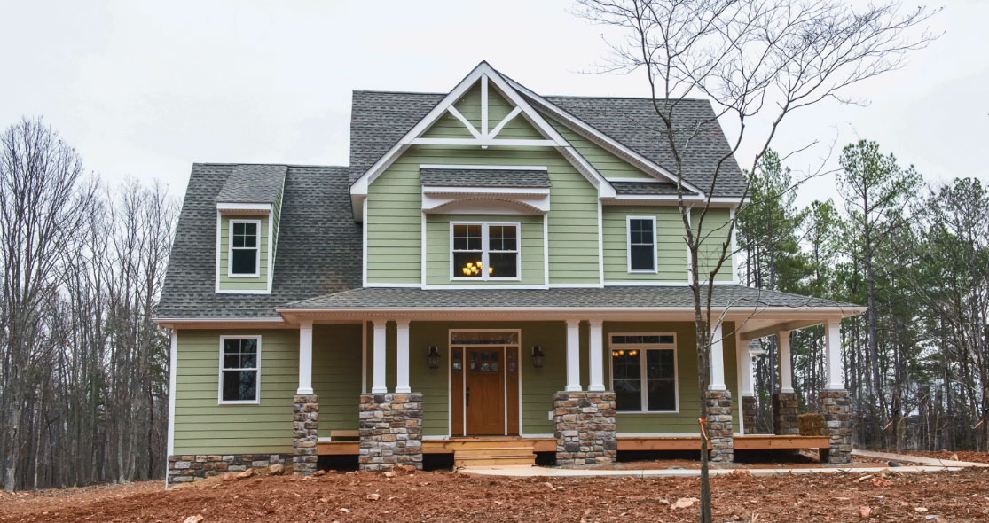 A Home in the Making: Video of Plan #984 - The Trotterville - Built by Dawson Custom Woodworking, Inc.