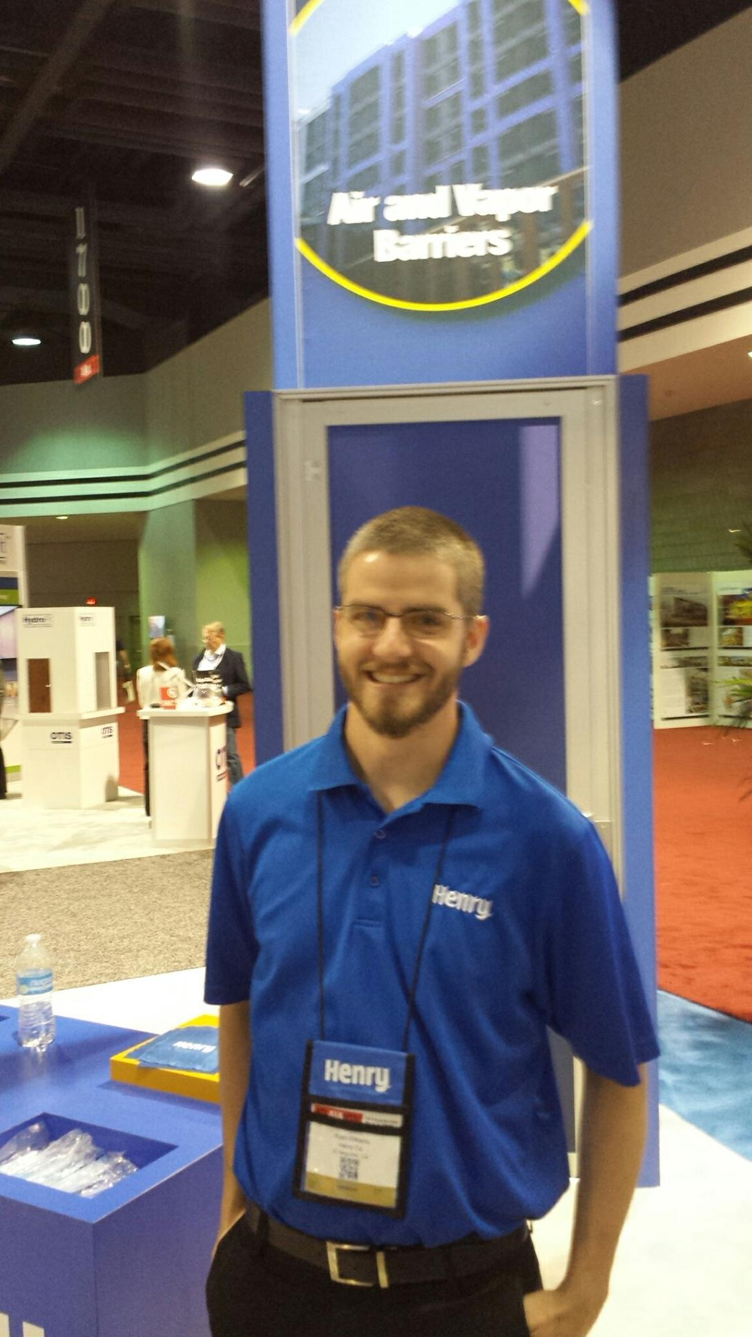 Henry Booth at AIA Convention 2015