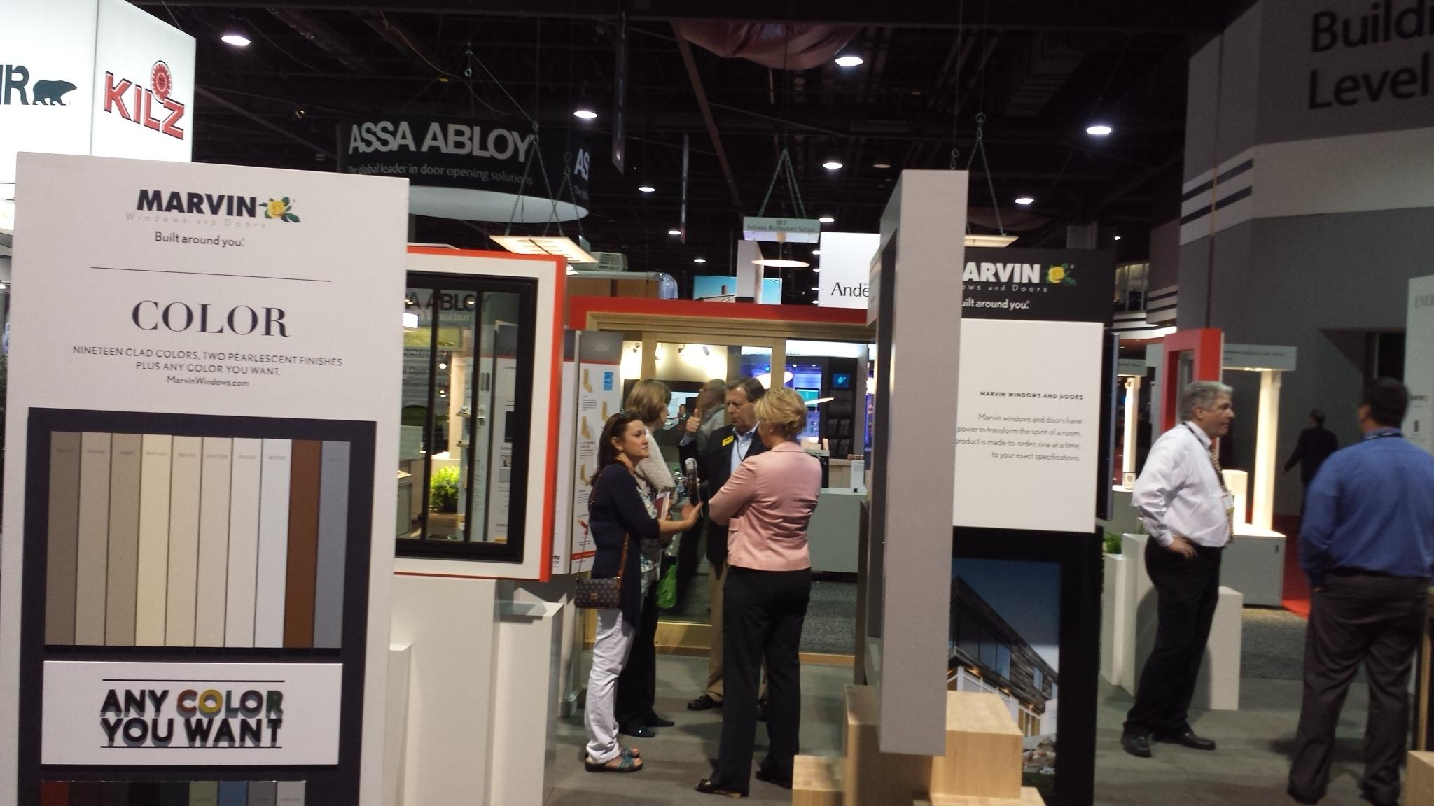 Marvin Booth at AIA Convention 2015