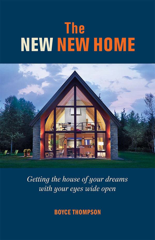 The New, New Home by Boyce Thompson