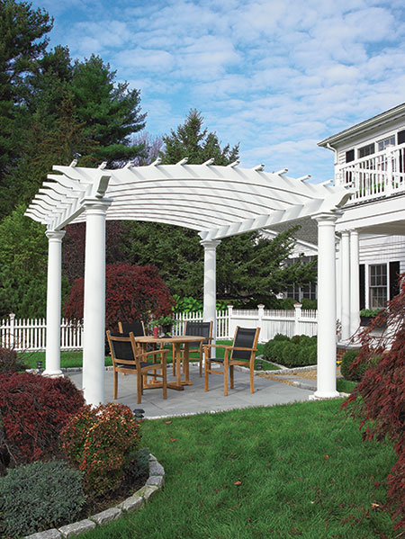Walpole Outdoors' Pergolas