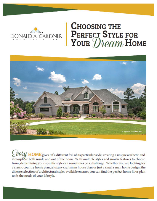 Choosing the Perfect Style for Your Dream Home