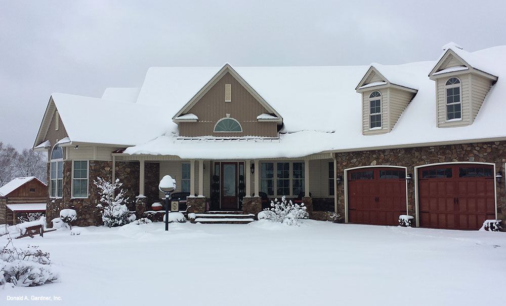Let it Snow: Customer Home Photos