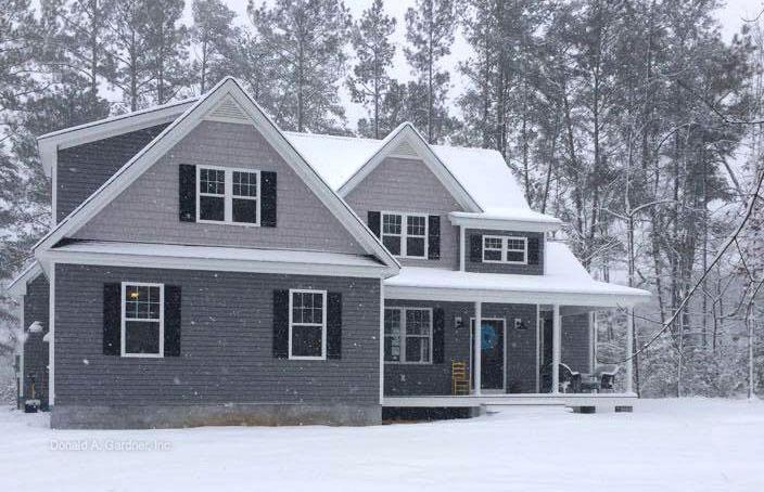 Let it Snow: The Churchdown Plan #1244
