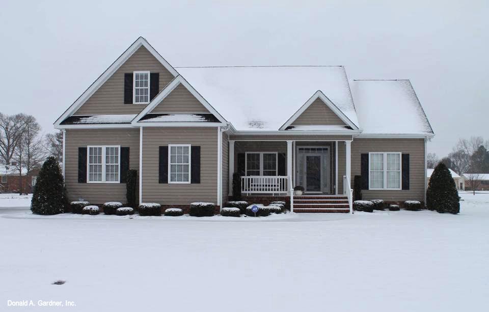Let it Snow: The Carmichael Plan #800