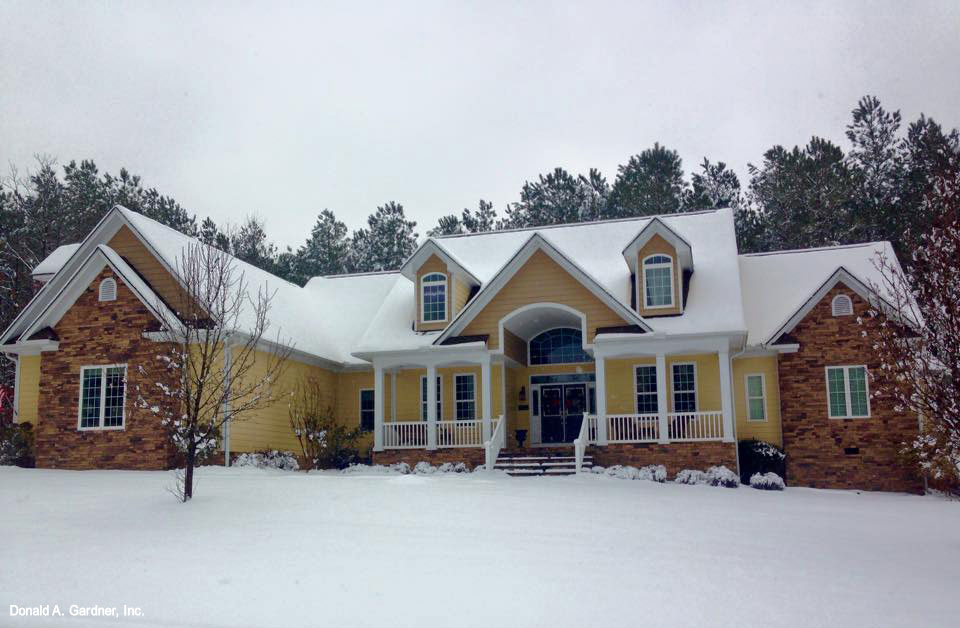 Let it Snow: The Churchdown Plan #867