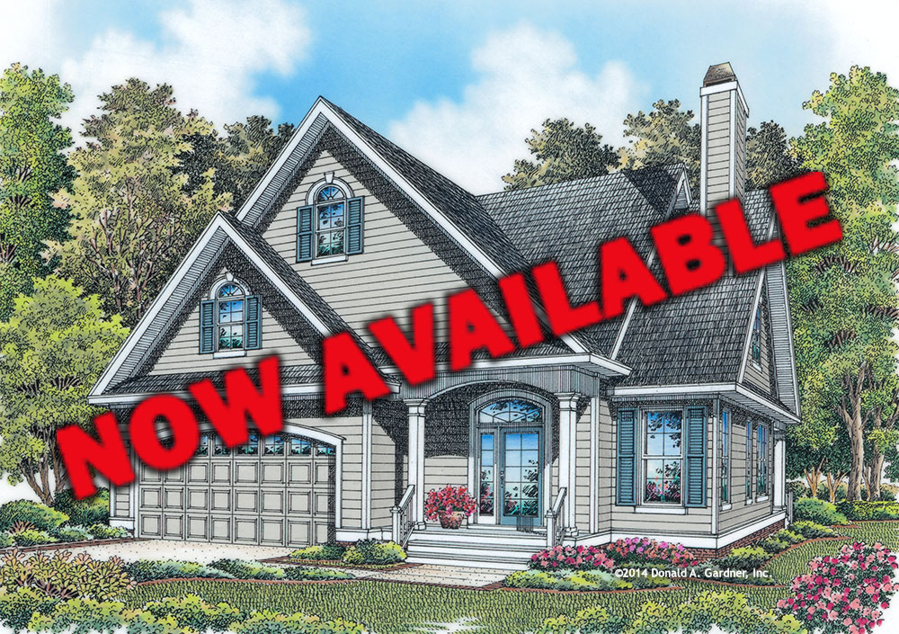 Front Rendering - Conceptual Design #1274: NOW AVAILABLE!