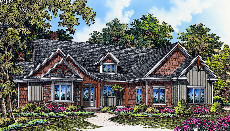 Cottage Conceptual Design 1404: NOW Available!