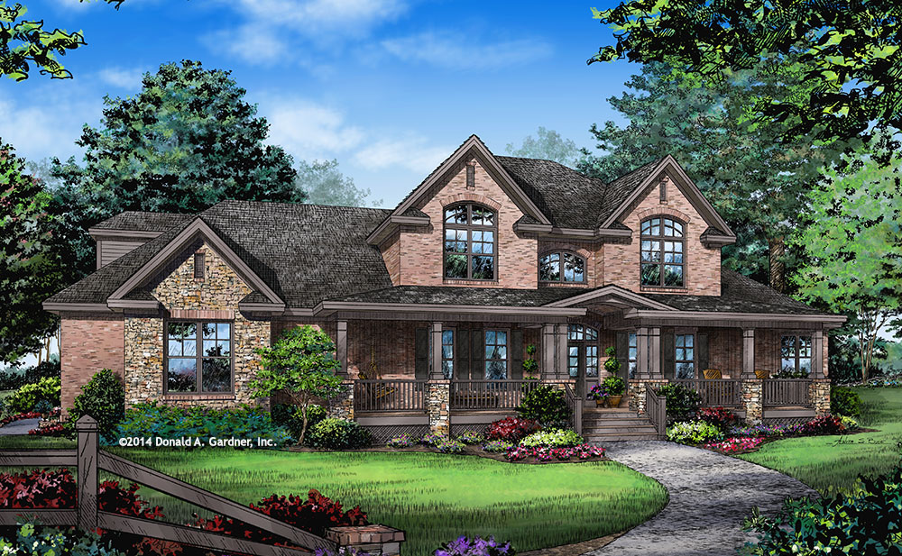 Front rendering - Conceptual Design #1407: Now Available!