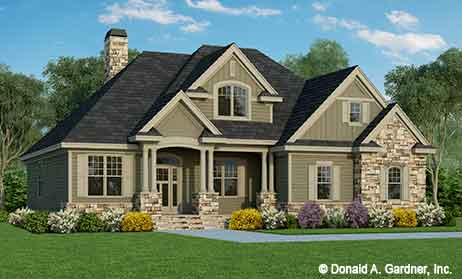 60' deep and up home plans