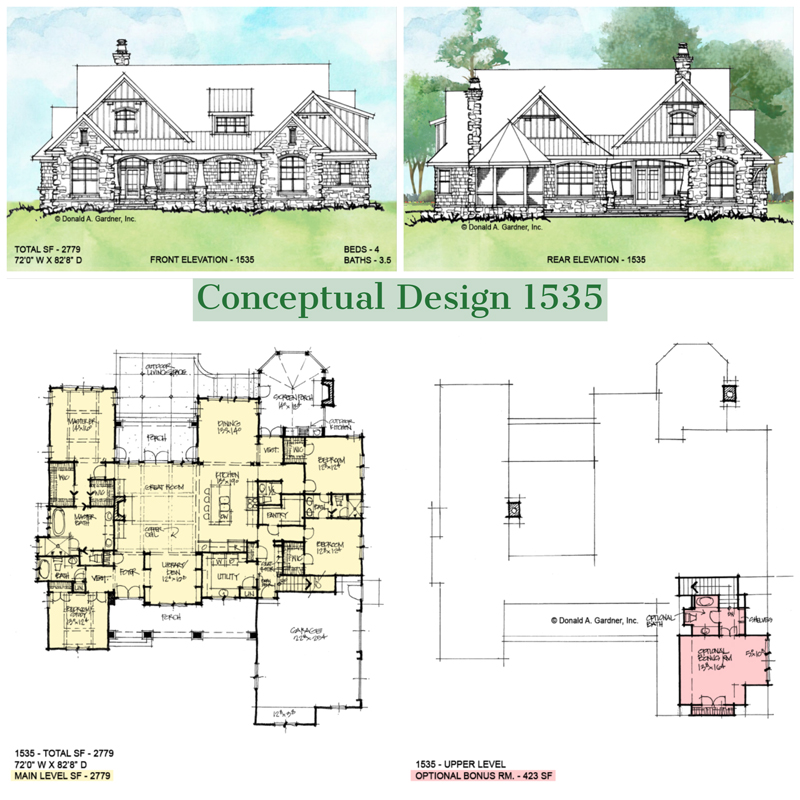 Overview of conceptual design 1535