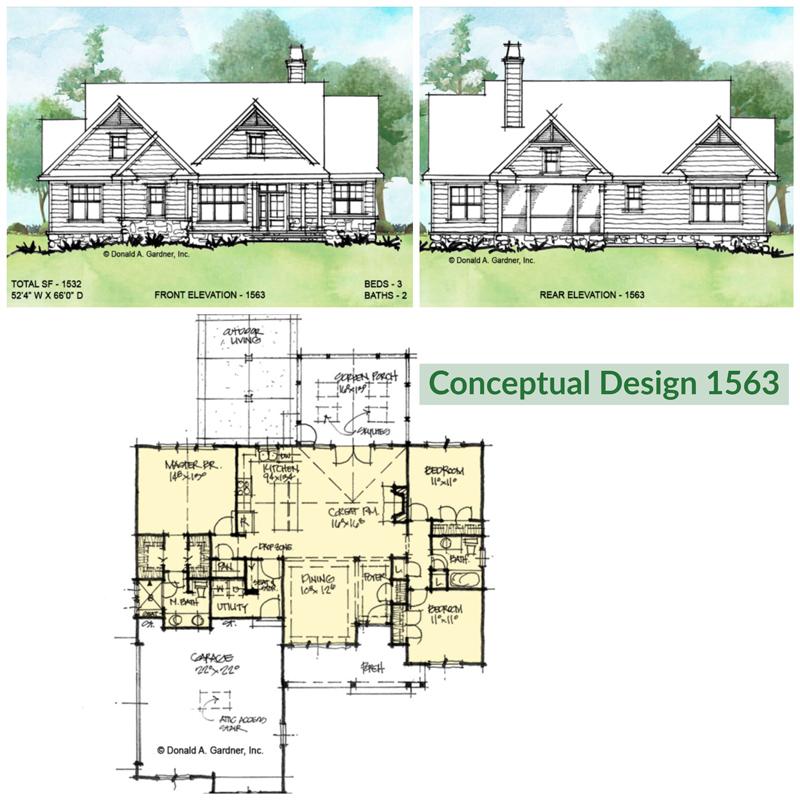 Conceptual Plan 1563