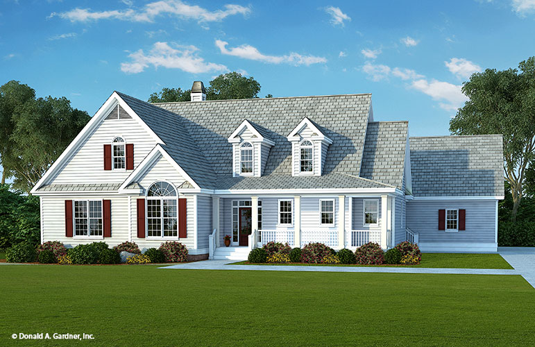 Farmhouse Home Plans
