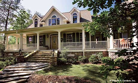 House plan styles search best home designs floor plans for Low country style house plans