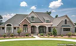 Dream Home Designs By Style. One Story Plans