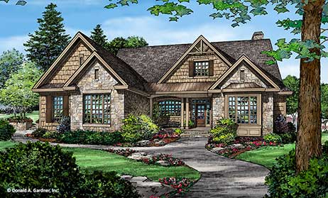 Rustic Home Plans