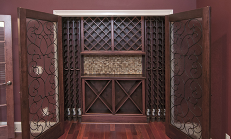 Wine Cellar Home Plans