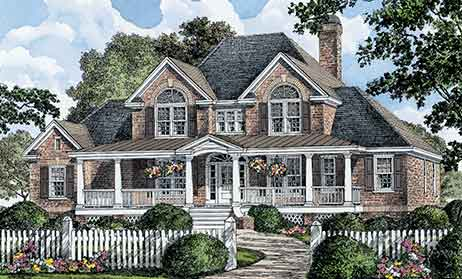 Dream Home Designs By Style