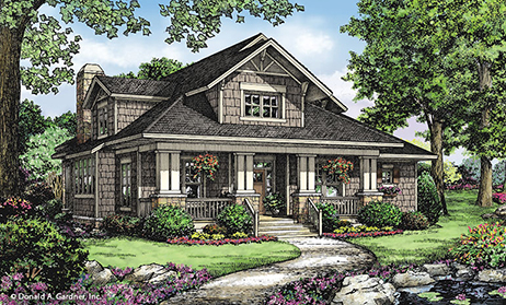 Bungalow Home Plans