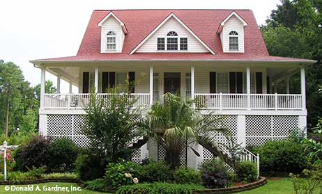 Coastal Home Plans